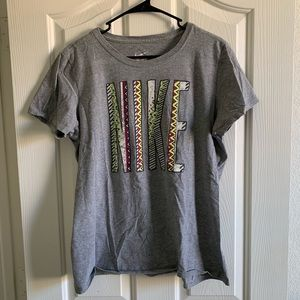 NIKE Abstract Graphic Tee